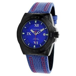 s android 174 antiforce automatic blue ebay
