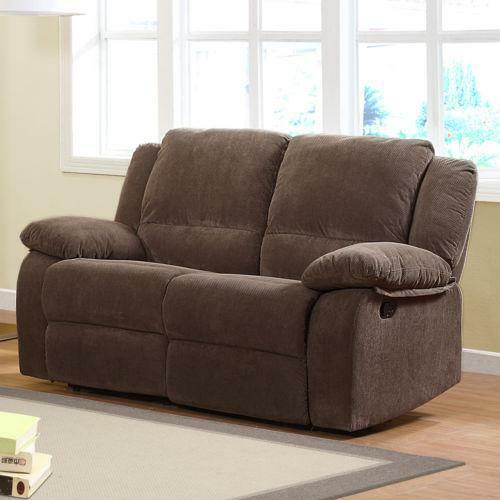 Dual Recliner Sofas Loveseats Amp Chaises Ebay