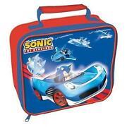 Sonic Lunch Box