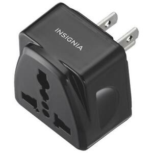 Insignia NS-TPLUGNA-C Grounded Adapter Plug (Open Box)