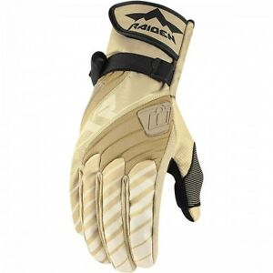 ICON RAIDEN DKR GLOVES/GANTS DE MOTO ICON RAIDEN DKR