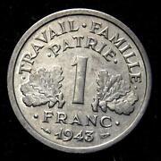 1943 1 Franc