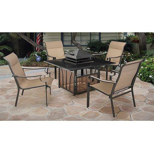 Fire Pit Patio Set EBay