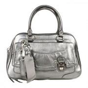 Coach Poppy Pushlock Satchel