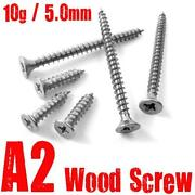 Stainless Wood Screws