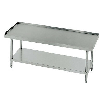 16 Gauge Stainless Steel Equipment Stand - 48wx30d