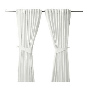 Ikea rideau blekviva neuf