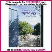 Introduction to Psychology Kalat