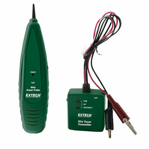 Extech TG20 Wire Tracer Kit/Tone Generator