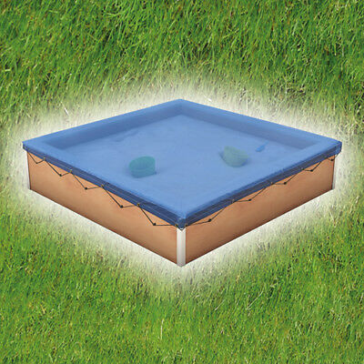 T-PRO Abdeckplane Schutzhülle Sandkasten (luft- & wasserdurchlässig) - 4 Größen