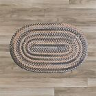 Oval Braided Area Rugs