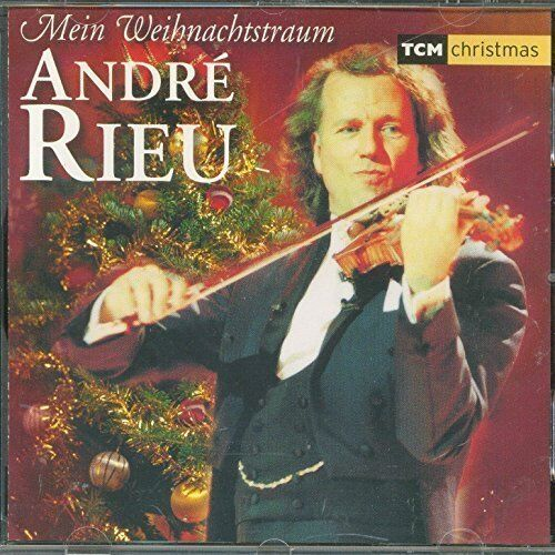 André Rieu Mein Weihnachtstraum (20 tracks, 2003) [CD]