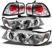 94 Accord Headlights