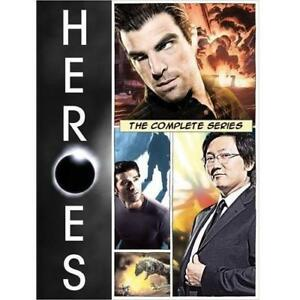 NEW Heroes: The Complete Series DVD BOX SET