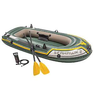 2-4 person inflatable boat