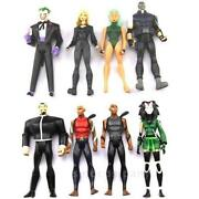 DC Universe Figure Lot