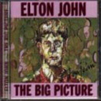 Elton John   The Big Picture  New Vinyl Lp