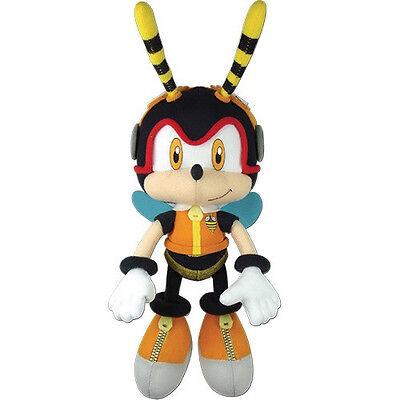 "Great Eastern (GE-52680) Sonic the Hedgehog - 10"" Charmy Bee Stuffed Plush Doll"