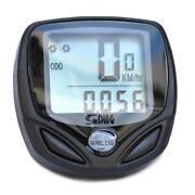 Bicycle Bike Computer Odometer Speedometer