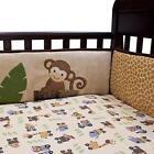 Jungle Crib Bumper Crib Nursery Bedding Sets
