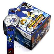 Sonic The Hedgehog Watch