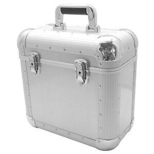 Zomo flightcase rp 50 xt silver borsa porta dischi in - Porta dischi vinile ...