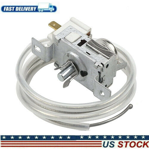2198202 Refrigerator Cold Control Thermostat Compatible with Whirlpool Kenmore