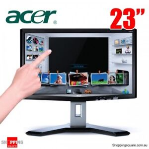 "Moniteur Écran tactile - ACER T230H 23"" - Touch Screen monitor"