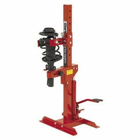 Clarke SSC1000 One Tonne Hydraulically Powered Strut Spring Compressor - Used Once, no longer needed
