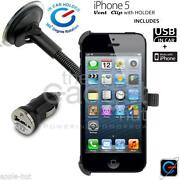 iPhone Car Cradle Charger
