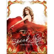 Taylor Swift Tour Book