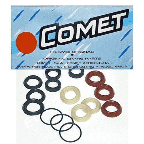 OEM Comet ZW Series 15mm Pump Seal Kit, ZWDK4036G & ZWD4040G | 5019.0064.00