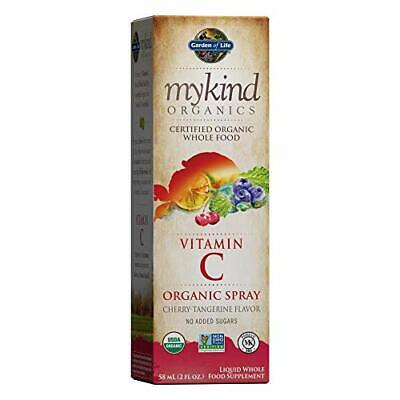 Garden of Life Vitamin C with Amla - mykind Organic C
