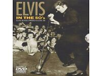 Elvis Presley - Elvis Presley: Elvis In The 1950s [DVD]