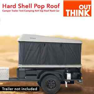 Hard Roof Top Tent Camping 4x4 Sydney City Inner Sydney Preview
