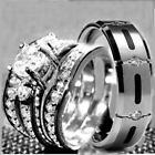 Cubic Zirconia Wedding Rings 8