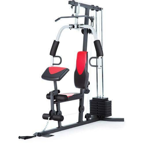 the rack exercise machine