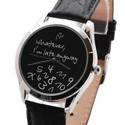 Whatever Watch