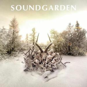 King Animal von Soundgarden (2012) LP Vinyl NEW