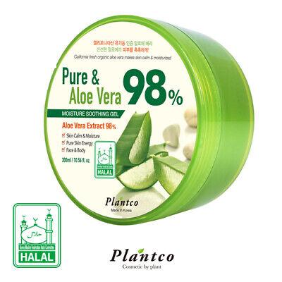 Aloe Vera Soothing Gel Moisturizer made with 100% Pure Aloe 300g 10oz
