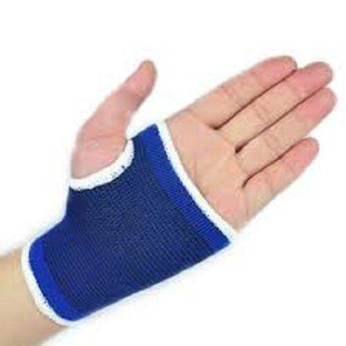 2 x Palm Elastic Neoprene Hand Support Strap Wrist Brace Glove Sleeve Arthritis