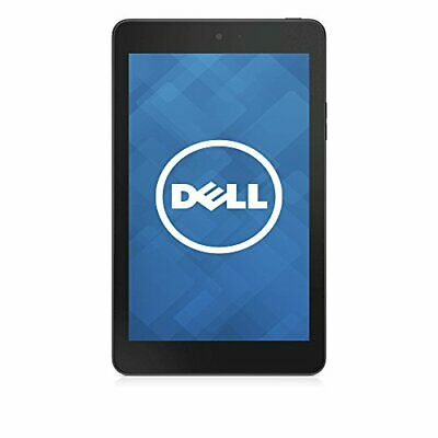 "Dell Venue 8 16GB, Wi-Fi Android Tablet 8"" - Black FREE SHIPPING!"
