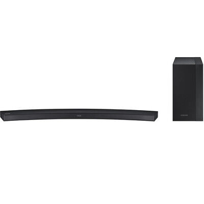 Samsung HW-M4500 Curved Soundbar With Wireless Subwoofer Curved Soundbar With