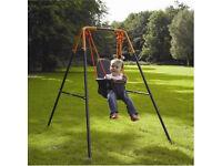 Hedstorm Folding Toddlers Swing