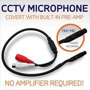 CCTV Microphone