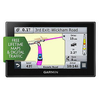 Garmin Nuvi 2529lmt-d Gps Satnav Bluetooth - Uk Ireland Lifetime Maps & Traffic - garmin - ebay.co.uk