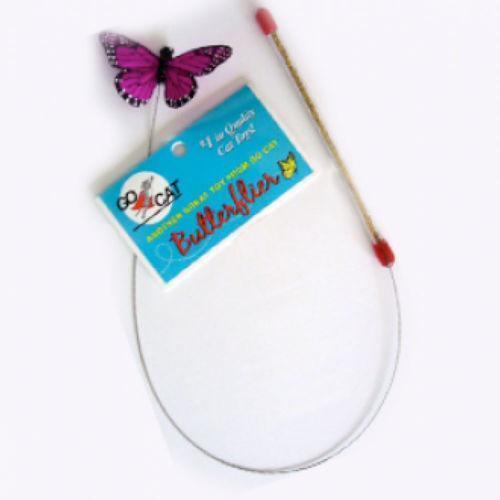 Butterfly Cat Toy Ebay