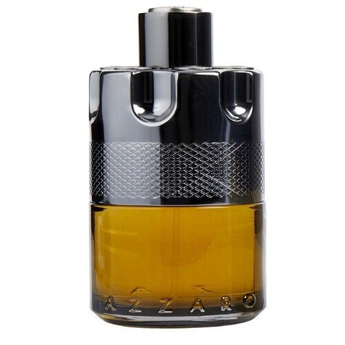Azzaro Wanted by Night 3.4 oz EDP Cologne for Men Brand New Tester