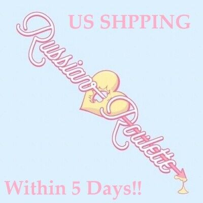 US SHIPPING Red Velvet[Russian Roulette]3rd Mini Album CD+Booklet+PhotoCard