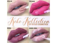 Kylie Jenner Koko Kollection Liquid Matte Lip Kit and Gloss Set Kit Collection